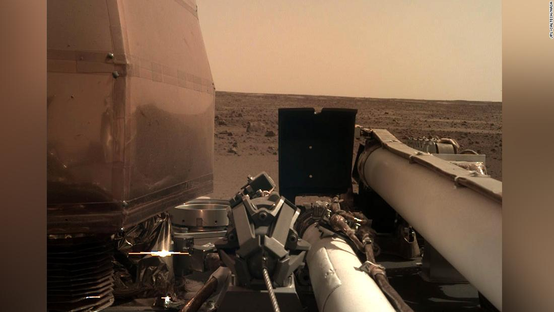 cnn mars insight landing - photo #2