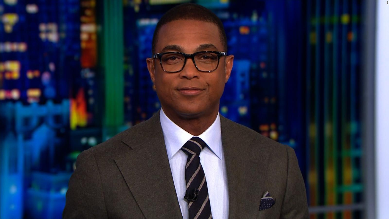 Don Lemon says on CNN the biggest terror threat to the US is white men Don Lemon says on CNN the biggest terror threat to the US is white men new pictures
