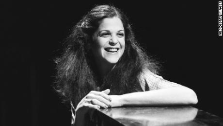 SATURDAY NIGHT LIVE -- Episode 8 -- Aired 12/17/1977 -- Pictured: Gilda Radner on December 17, 1977  (Photo by NBC/NBCU Photo Bank via Getty Images)
