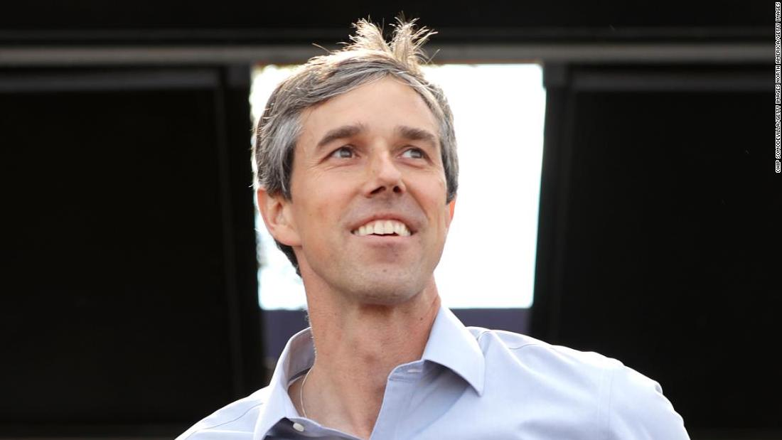 Beto O'Rourke: 'What's happening now is part of a larger threat to us all'