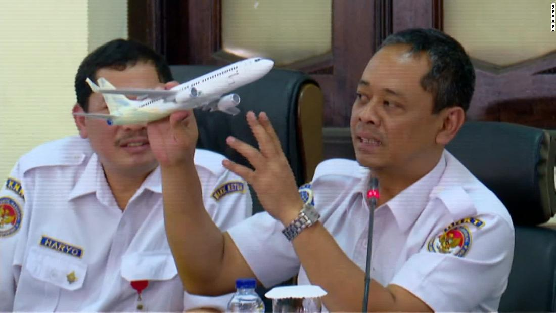 Lion Air flight dove over 24 times before crash