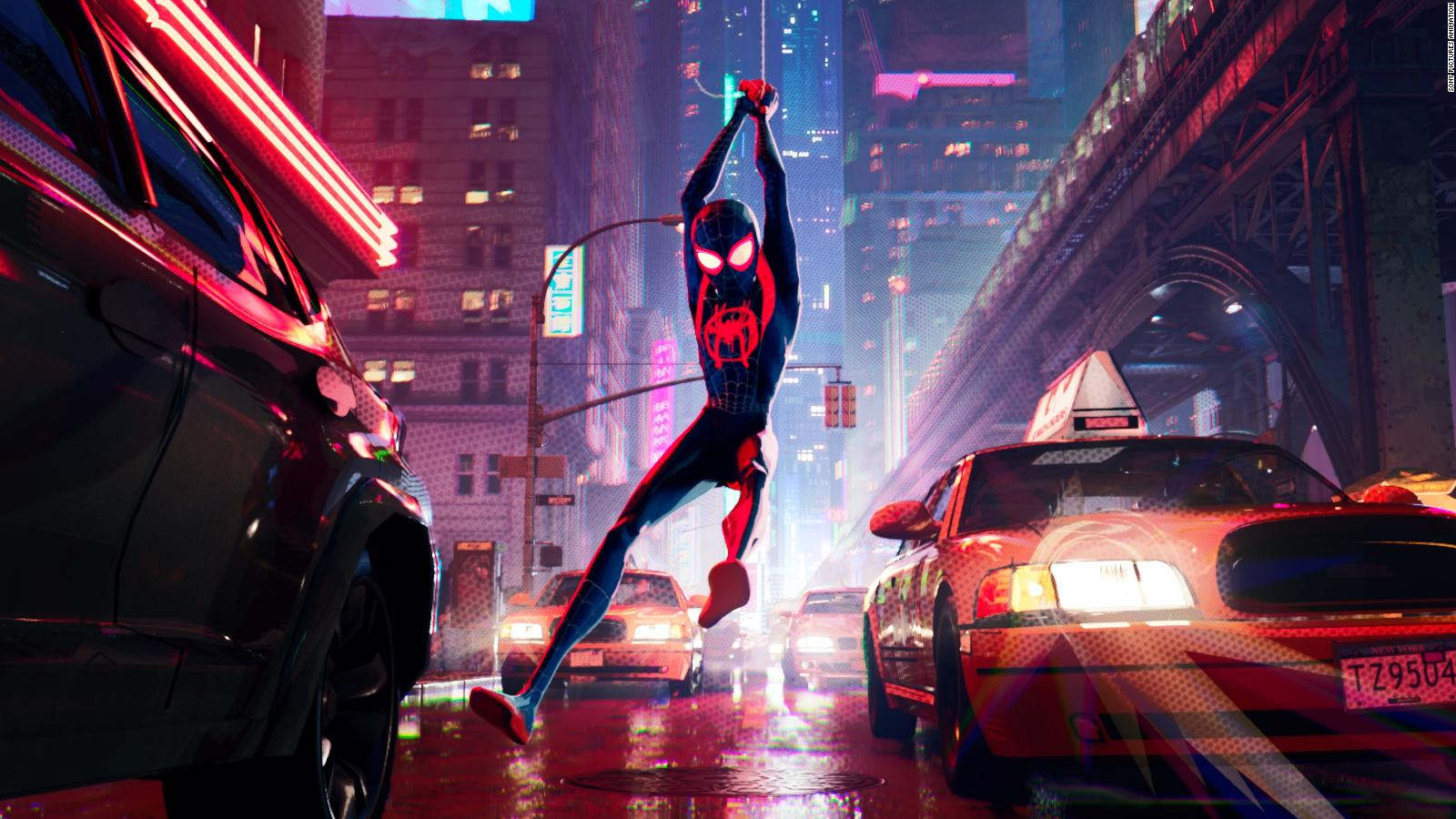 Spider Man Into The Spider Verse Is Getting A Sequel Cnn