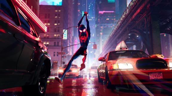'Spider-Man Into the Spider-Verse'