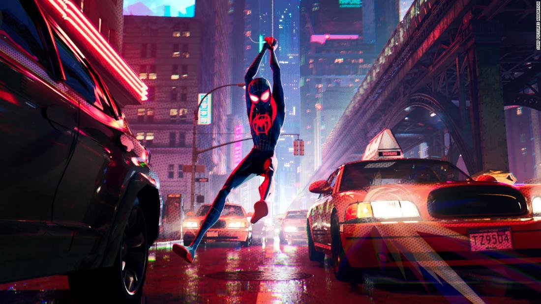 'Spider-Man: In der Spider-Verse