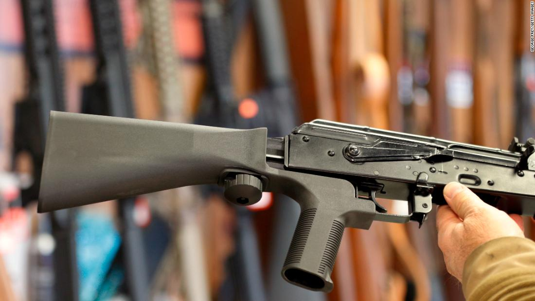 Pro Gun Group Challenges Trump Administration Move Banning