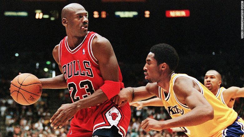 e7b9d550699653 Michael Jordan  Basketball great wins sixth NBA title - CNN