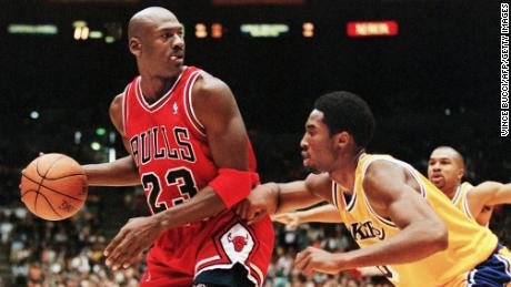 9b7dcb55b6c Michael Jordan wins sixth and final NBA title - CNN Video