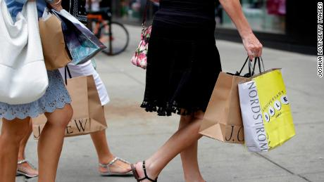 Consumers are very confident. It can be bad news
