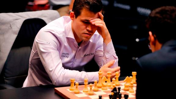 Carlsen is the highest-rated chess player in history