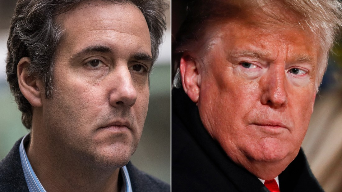 Mueller's office disputes report that Trump told Cohen to lie to Congress