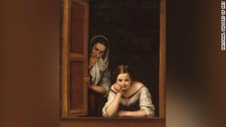 Bartolomé Esteban Murillo (1617-1682), Two Women at a Window, c. 1655/1660