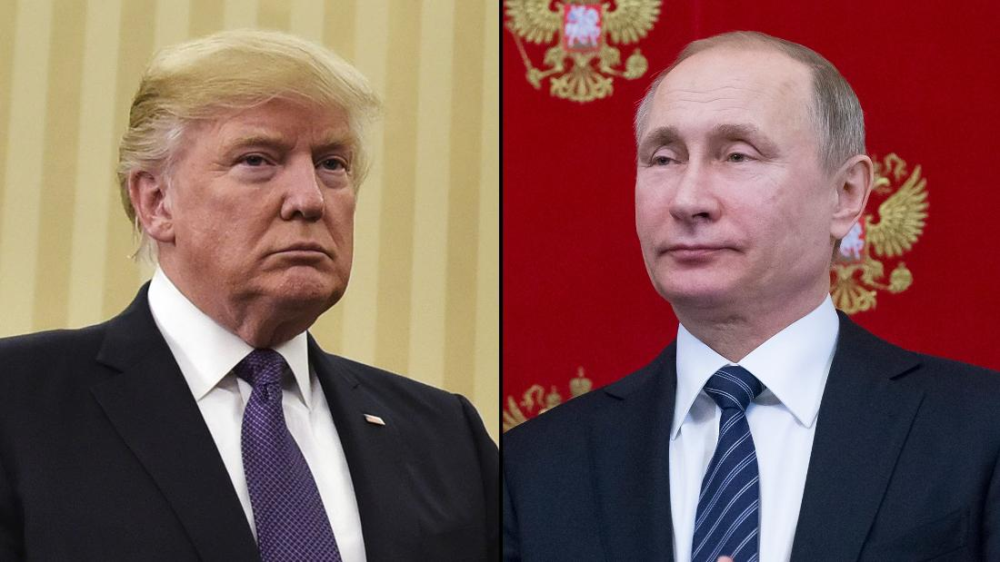 Trump abruptly cancels planned Putin meeting