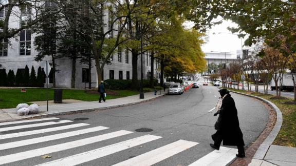 The resolution requests that the east side of New Hampshire Avenue, N.W. -- between F Street and Juarez Circle -- be designated as Jamal Khashoggi Way.