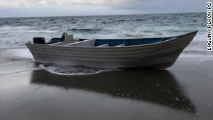 Undocumented immigrants detained after boat washes ashore in Laguna Beach