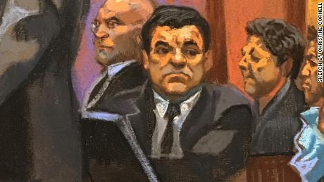 El Chapo Trial Week 3: Plastic Operations, Cubic Stones and an Unhappy Prison Session