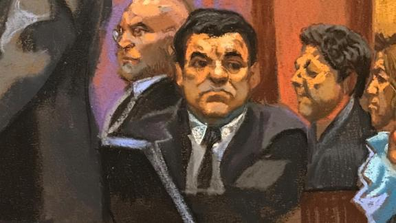 "If the first week of testimony in Joaquín ""El Chapo"" Guzmán Loera"