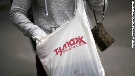 The economy is hot. Should not that be slower, T.J. Maxx and Burlington?