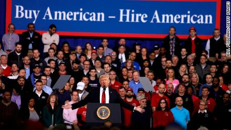 Is Trump's trade war that leads to jobs back to the US? It is difficult to tell