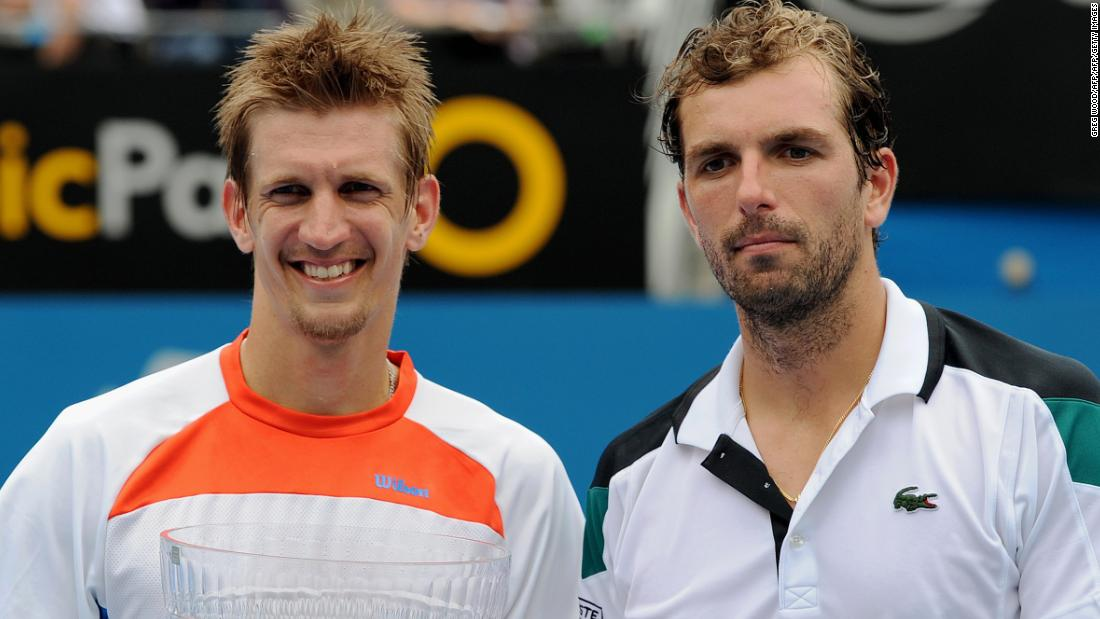 Another tough loss in a final came in Sydney in 2012 against Jarkko Nieminen. Rain pushed back the final, which the Frenchman said affected him.