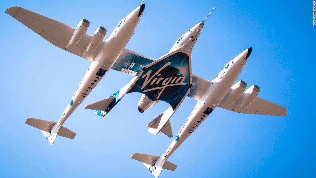 Virgin Galactic bounces back from tragedy with big plans for the future
