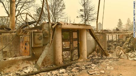 Paradise students, many who lost homes, return to school after deadly wildfire