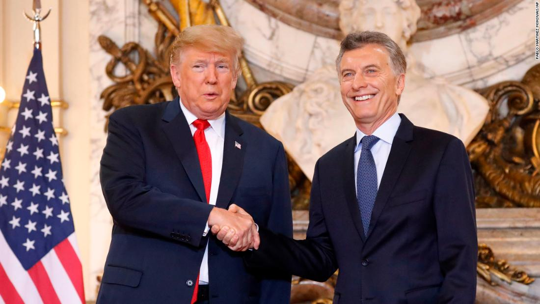 Trump and world leaders attend G20 summit