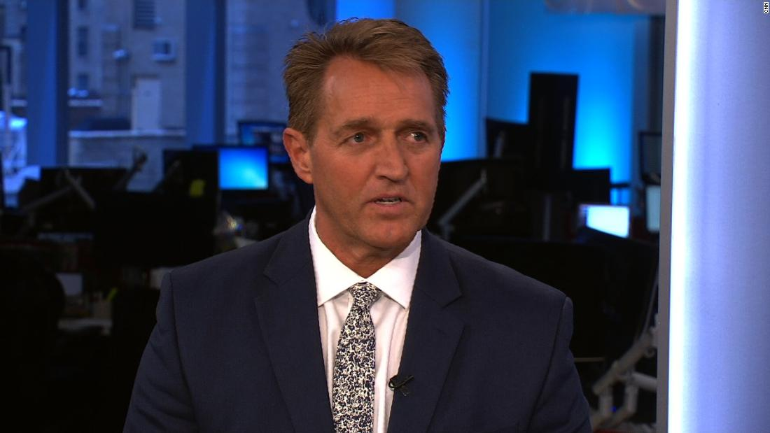 Sen. Jeff Flake: We need to protect Mueller