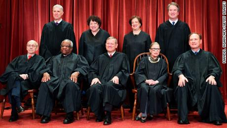 The Supreme Court decision to let Wisconsin vote during a pandemic boggles the mind. Ginsburg says