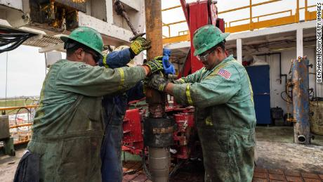 The shale revolution has triggered a recruitment boom in the Perm Basin of West Texas. Some jobs could be jeopardized if oil prices remain cheap.