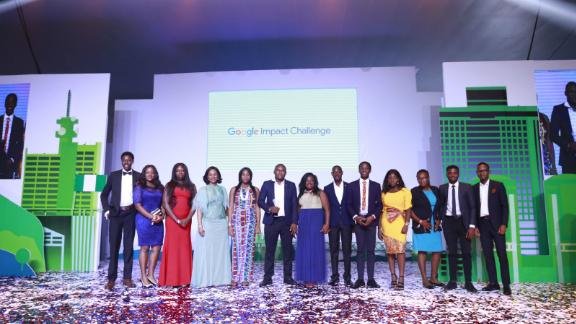 Winners of the 2018 Google Impact Challenge, Nigeria