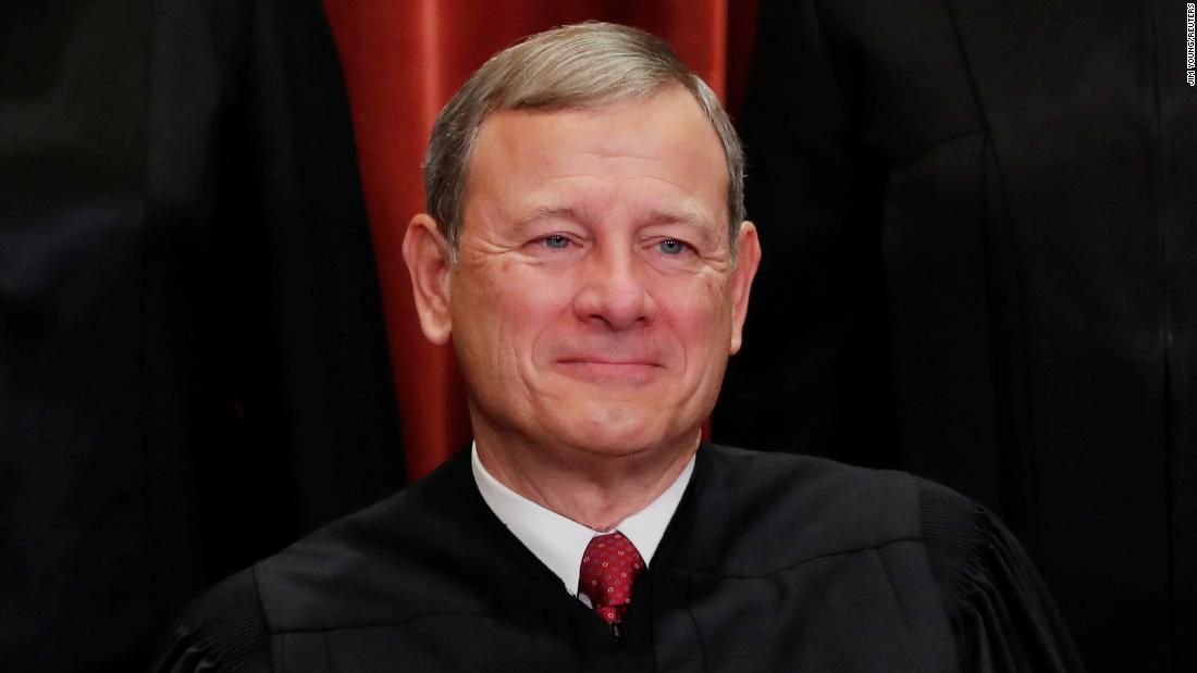 The chief justice's comments come as some federal judges have publicly criticized Trump for his attacks on legal decisions and judges