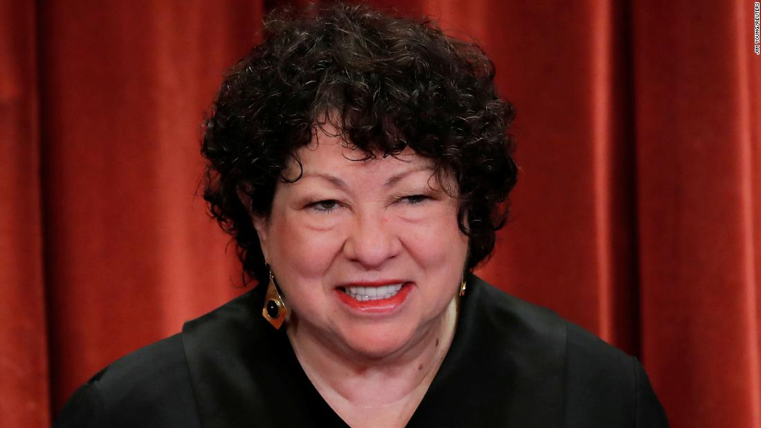 Sotomayor challenges scathing dissent in Supreme Court docket order on legal immigration