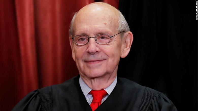 Stephen Breyer gifted the chance for a liberal successor — when will he take it?