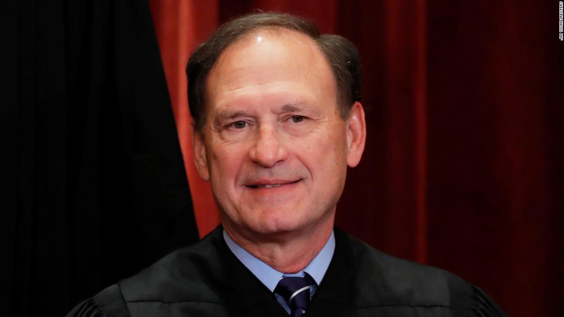 Thẩm phán Samuel Alito