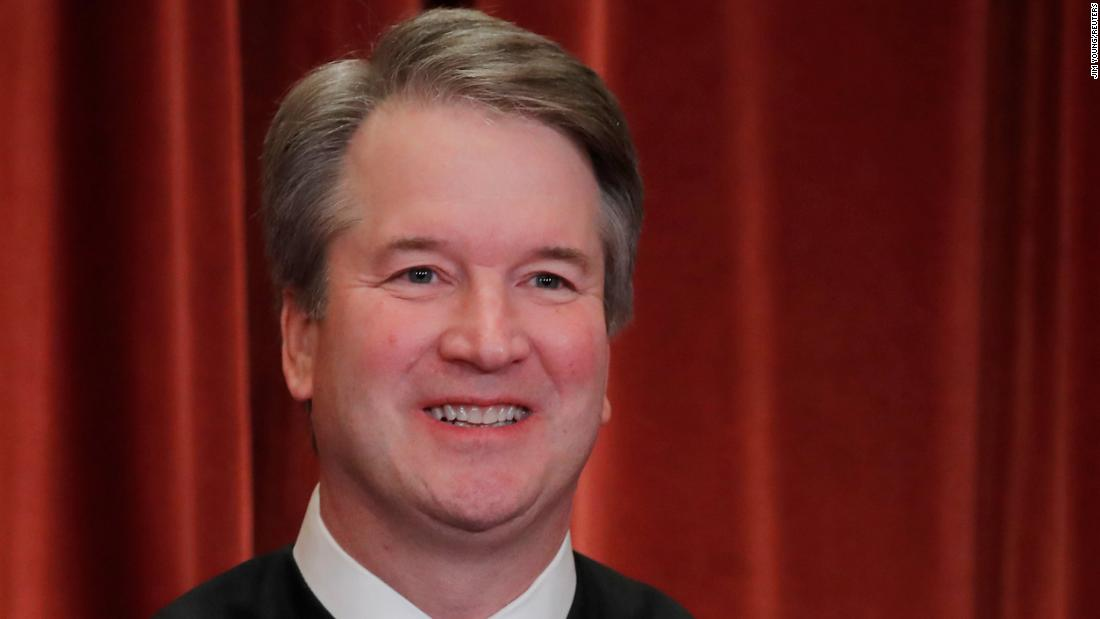 Justice Kavanaugh to teach class in England
