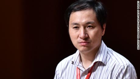 Chinese scientist was told not to create world's first gene-edited babies