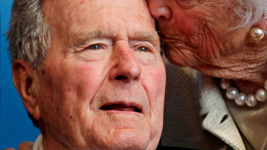 george h w bush dead at 94 cnnpolitics