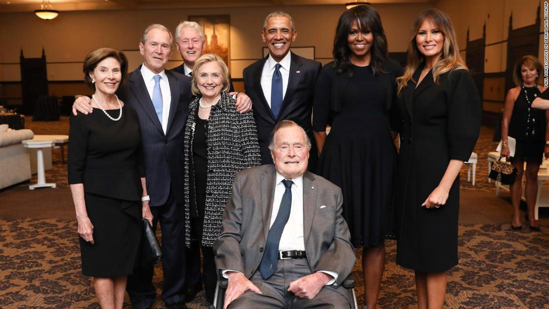 41 Things About Bush 41 Cnnpolitics