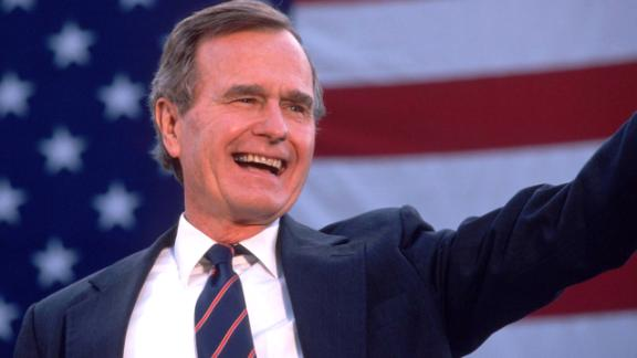 George Herbert Walker Bush, the 41st President of the United States and the patriarch of one of America's dominant political dynasties, died November 30 at the age of 94.