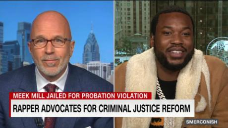 Image result for meek mill cnn interview