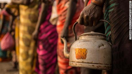 Scores of women and girls raped over 10-day period in South Sudan, aid agency says