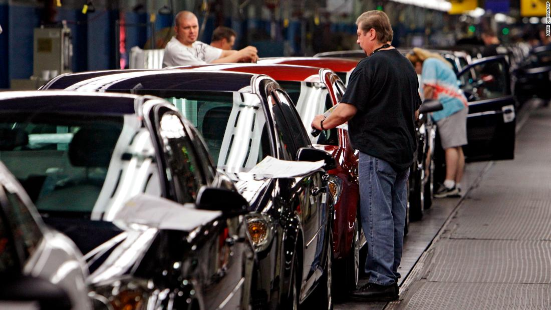 Analysis: The real problem with the US auto industry