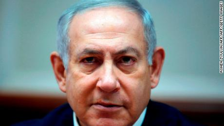 Israeli police say there's enough evidence to indict Benjamin Netanyahu in a third corruption case