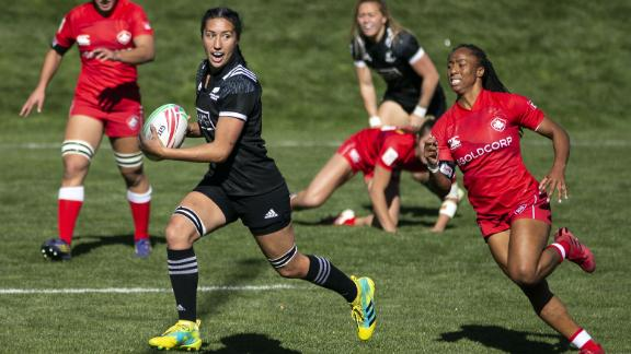 New Zealand's Black Ferns started the season is style by winning the Glendale Sevens, a new tournament for the 2018-19 season.