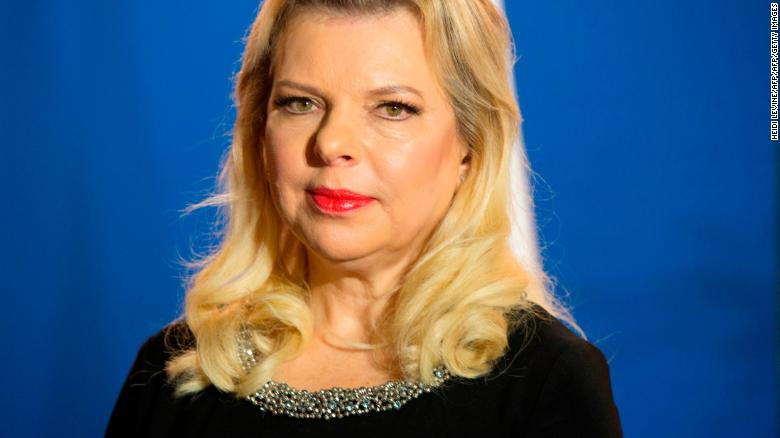 Sara Netanyahu was initially charged with fraud one year ago.