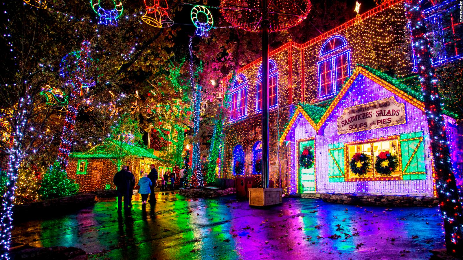 Christmas Lighting.9 Best Places To See Christmas Lights In The Usa Cnn Travel