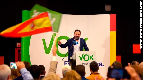Spain's far-right is back -- with a difference