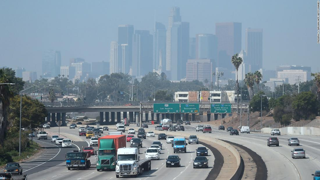 Study: Polluted air exposure is like smoking a pack a day