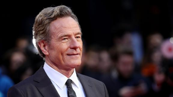 """""""Breaking Bad"""" star <a href=""""http://www.cnn.com/2018/11/08/entertainment/bryan-cranston-breaking-bad-movie/index.html"""" target=""""_blank"""">Bryan Cranston</a>, now starring on Broadway in """"Network,"""" is breaking good -- he'll be on hand to celebrate the 2018 CNN Heroes."""