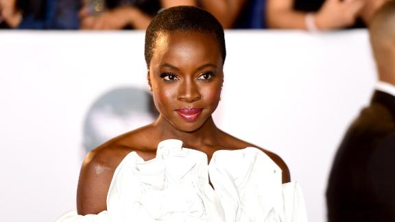 """""""<a href=""""http://www.cnn.com/2018/02/15/entertainment/black-panther-movie-movement/index.html"""" target=""""_blank"""">Black Panther</a>"""" and """"<a href=""""http://www.cnn.com/2018/11/25/entertainment/the-walking-dead-season-9-midseason-finale/index.html"""" target=""""_blank"""">Walking Dead</a>"""" actress Danai Gurira will liven up events on Sunday by presenting an award to one of the CNN Heroes."""
